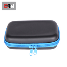 Earphone Bag Mobile hard disk case data cable USB cases Digital Protect Storage