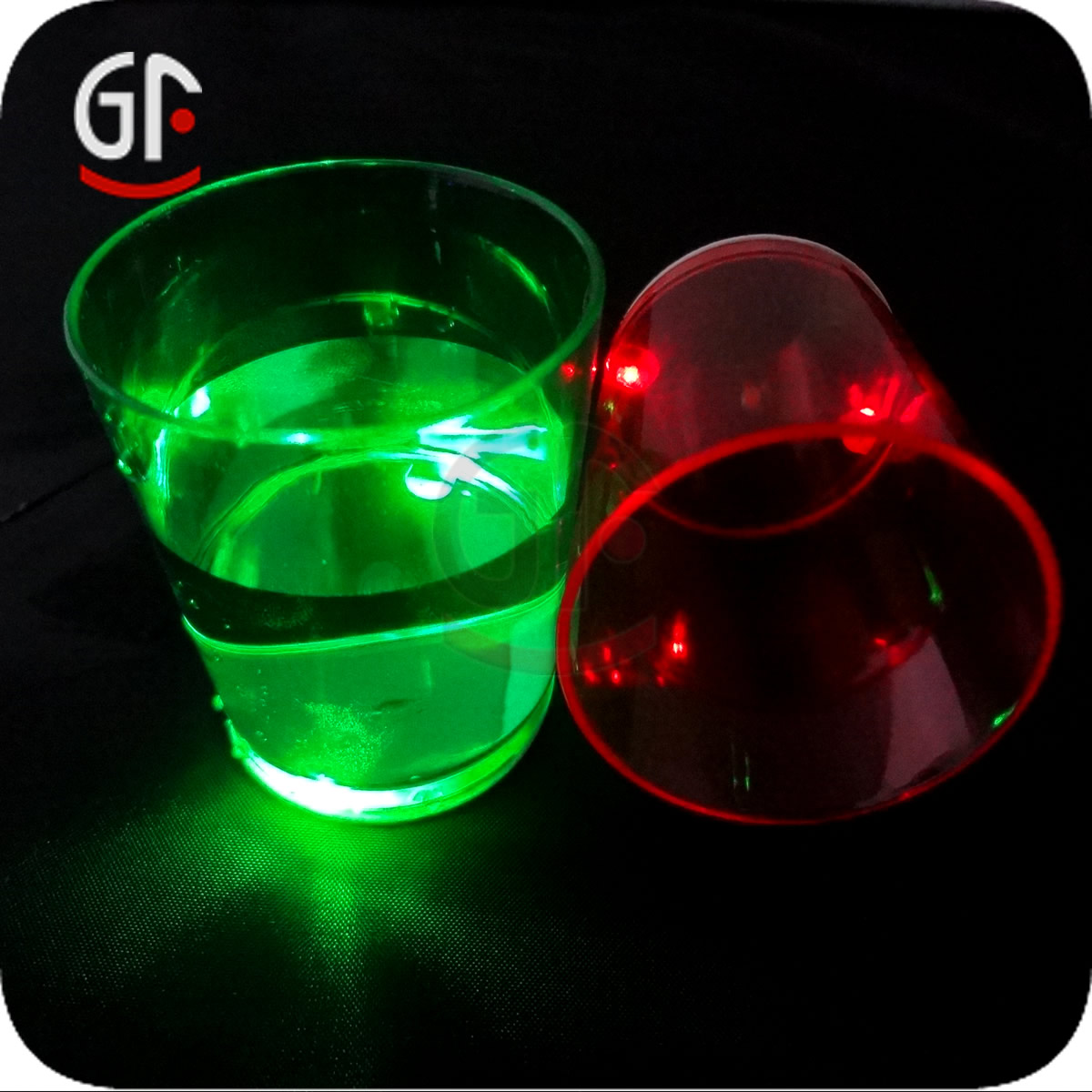 Import Party Supply Flashing Led Plastic Cup With Own Logo