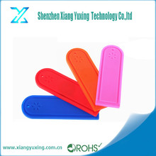 Temperature resistance long life span laundry tag 13.56MHz silicon nfc laundry tag