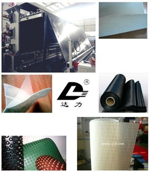 Extrusion Technology Geomembrane Extrusion Line