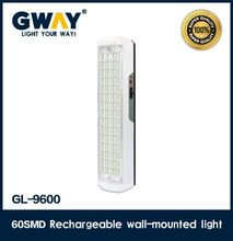60pcs of 5730SMD high brightness Led emergency lamp with ABS plastic body