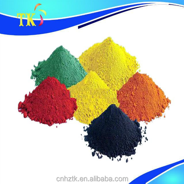 Cosmetic grade Iron oxide pigment Used In Lipsticks, Eyeshadows, Mascaras