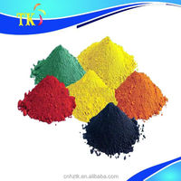 Iron oxide pigment cosmetic grade Used In Lipsticks, Eyeshadows, Mascaras