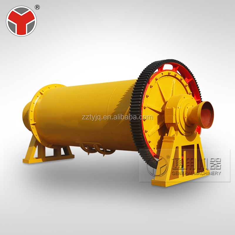 High Quality ball mill with classifying machine with higher capacity and long use life
