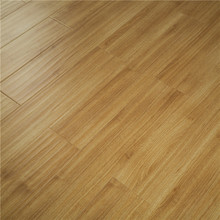 Laminate Multilayer Dark Ash Parquet Wood Flooring From China
