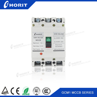 Ghorit High Quality High Current Moulded Case Circuit Breaker Air Circuit Breaker Mccb