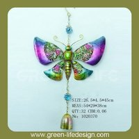 Metal butterfly wall hanging iron crafts design