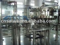 3in1 carbonated drink production line