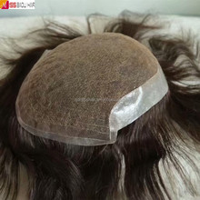 Factory Price Natural Human Hair Sell China Wigs Toupee