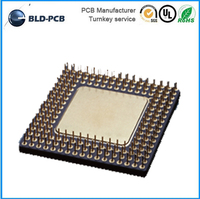 alibaba fr SM-02-D 4 layers pcb blank circuit board fr4 pcb prototype