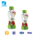 Customized plastic water bottle energy drink private label