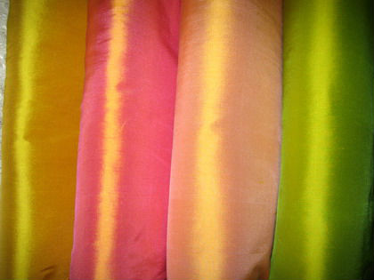 ARTIFICIAL THAI SILK FABRIC