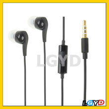 Popular 3.5mm Earphone / Headphone / Headset with Mic for Samsung Galaxy S IV / i9500 , Galaxy Tab/P1000
