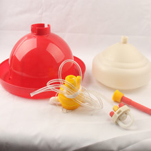 Poultry drinking system plasson automatic drinker for chicken