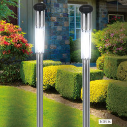 High Quality Promotional Outdoor Led Plastic Stake Garden Solar Light