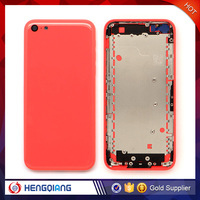 Back housing replacement for iphone 5c battery cover