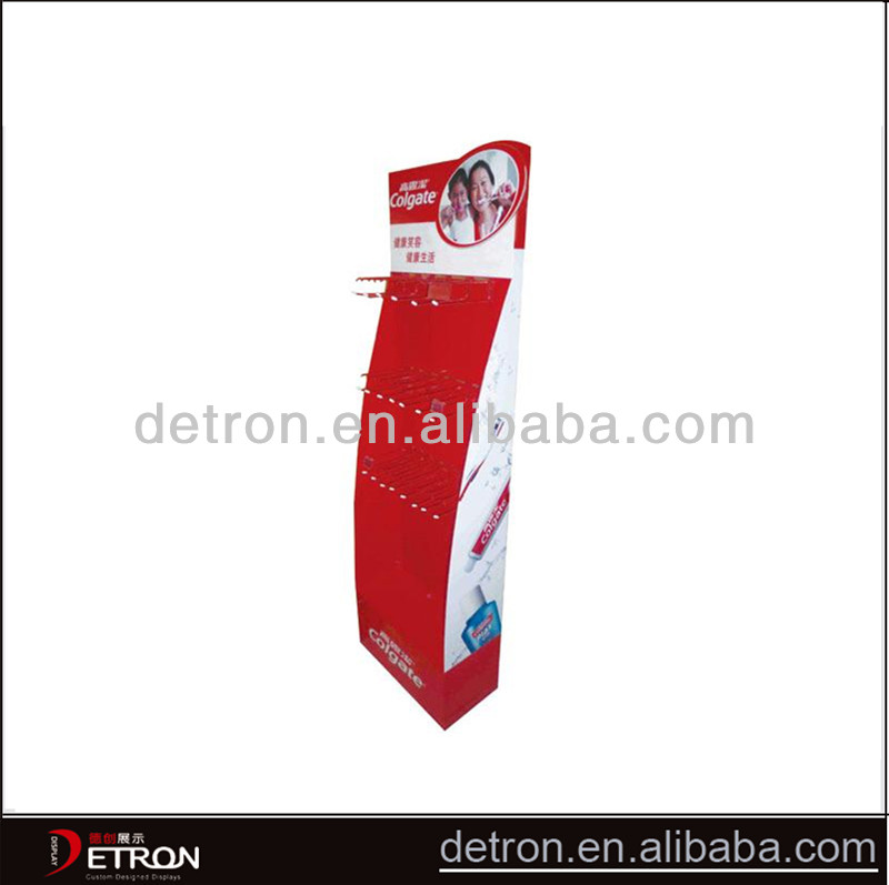 2016 Hot sale and good quality toothbrush display stand ZH-2014386