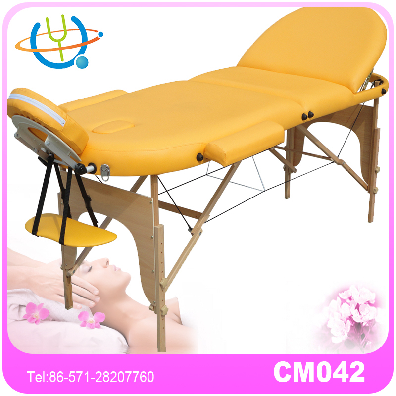 Super quality professional adjustable massage table spa furniture table massage portable for kids