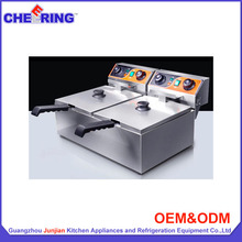 High Quality Electric Deep Fryer for Potato Chips KFC Chicken