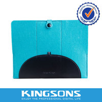 Shockproof leather tablet case for 10.1 inch