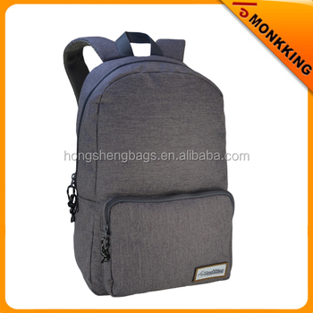Regular Daily Simple School Backpack with Lower Quality