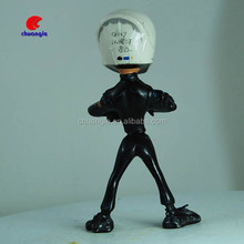Custom Collectible Action Figure, OEM PVC action figure Vinyl toys factory