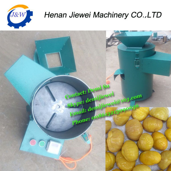 Commercial Chestnut Shell Peeler/peeling machine/chestnut shell removing machine