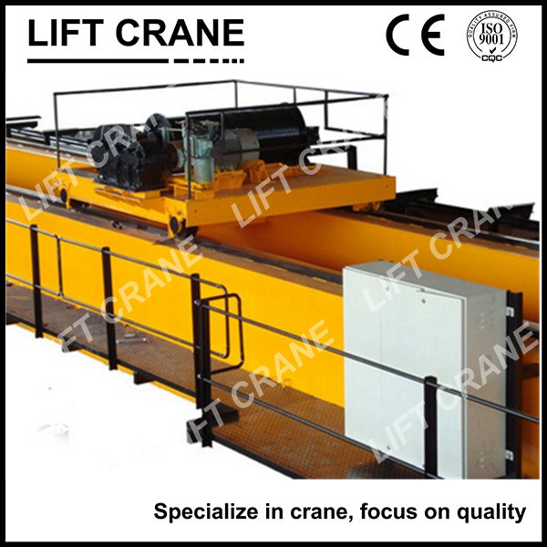 Double Girder Bridge 50 ton crane