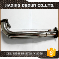 OEM investment casting part, Auto exhaust pipe, exhaust manifold