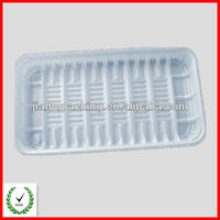 wholesale cheap top grade plastic airline food tray