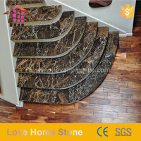 Good factory price High quality marble staircase China Factory manufacturer