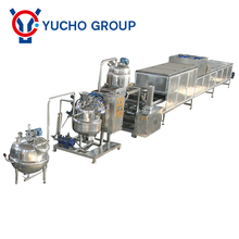 Innovative products sugar candy making machine