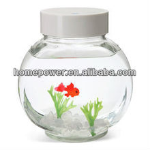 Cheap plastic aquarium desktop Aquarium Small fish tank