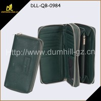 Fashion Double Zipper Wallets Ladies Alibaba China Factory