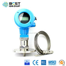 High Accuracy guided wave radar level transmitter / guided radar level flow meter / low cost