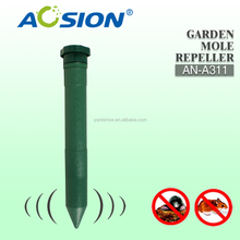 ultrasonic groundhog mole repellent AN-A311