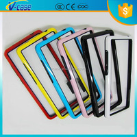 Factory Dual Color 2 IN 1 TPU bumper case for lg optimus l9 ii d605