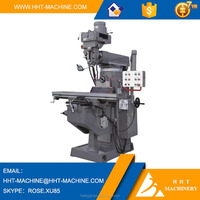 4E best price turret milling machine china exporter