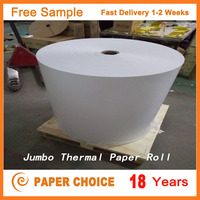 Jumbo Thermal Paper Roll High Quality