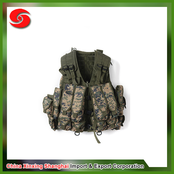 Military Body Armor Vest/protective tactical bag