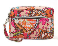 Full print cosmetic case for makeup