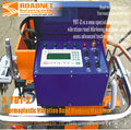 thermoplastic vibrating road marking machine