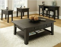 morden wooden living room coffee table