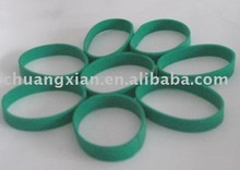 black poly rubber band