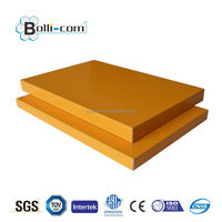 Aluminum honeycomb core roofing wall sandwich panel