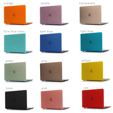 Slim Matte PC Hard Shell Tablet Case for Apple Macbook Pro