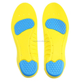 Insoles Type and PU Material Orthotics Insole