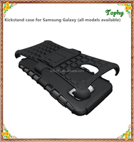 2016 Manufacturer Wholesale for samsung galaxy s7 edge Impact Skin Holster Protector Combo Case cover, mobile phone cases