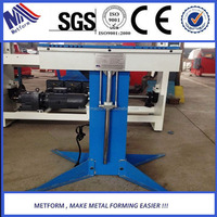 Stainless steel sink making machine magnetic metal folding,sheet metal folding machine by hand