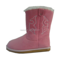 stylish name brand fur boots